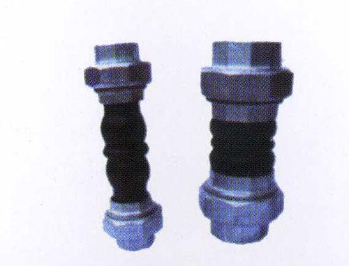 JGD-B型丝扣橡胶接头