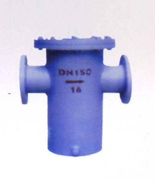 CWQ-C型直通除污器