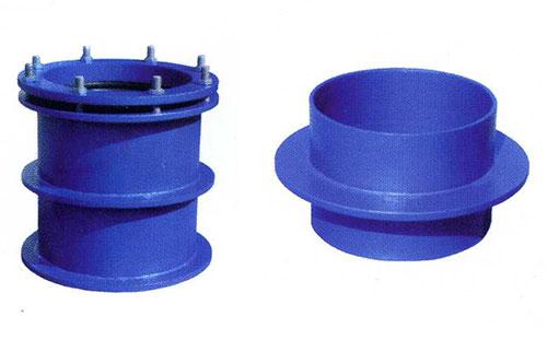 S312 02S404柔性刚性防水套管
