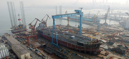 大连造船厂